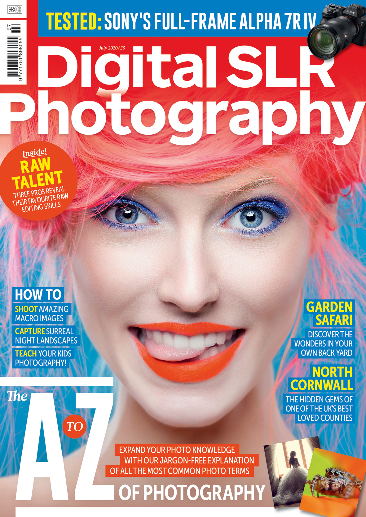 Digital SLR Photography issue 164 cover