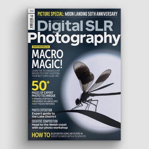 Digital SLR Photography issue 153 cover