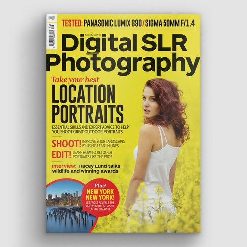 Digital SLR Photography issue 154 cover