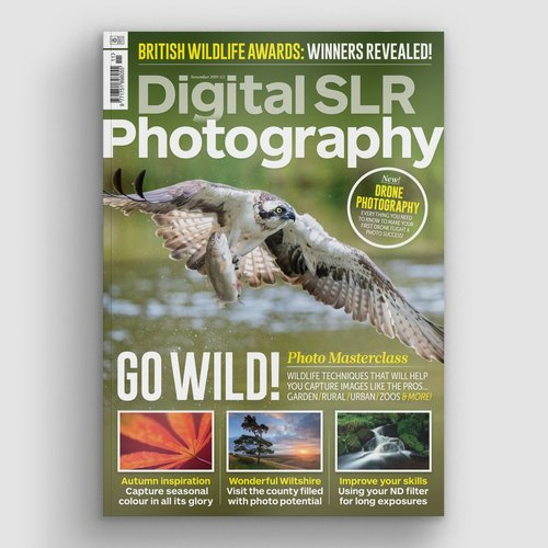 Digital SLR Photography issue 156 cover