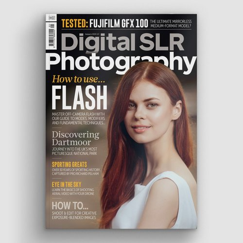 Digital SLR Photography issue 158 cover