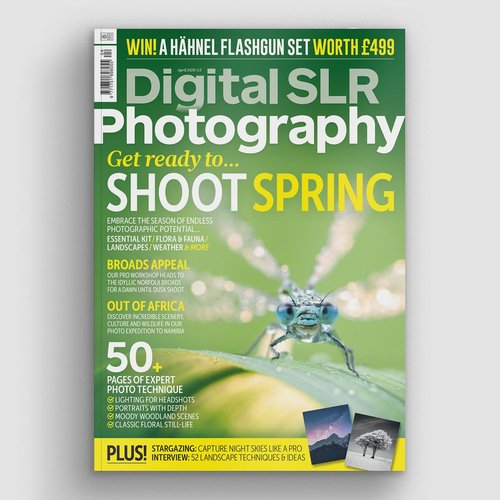Digital SLR Photography issue 161 cover