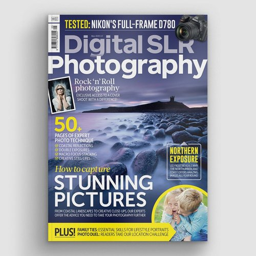 Digital SLR Photography issue 162 cover