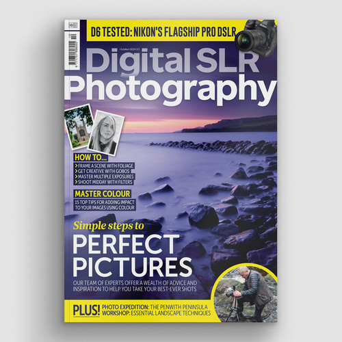 Digital SLR Photography issue 167 cover